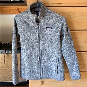 EUC Patagonia better sweater fleece
